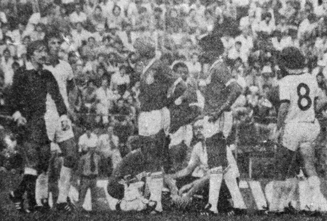Amistoso 1981: JEC 4x1 Inter